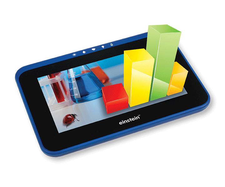 EXAO : tablette exao einstein